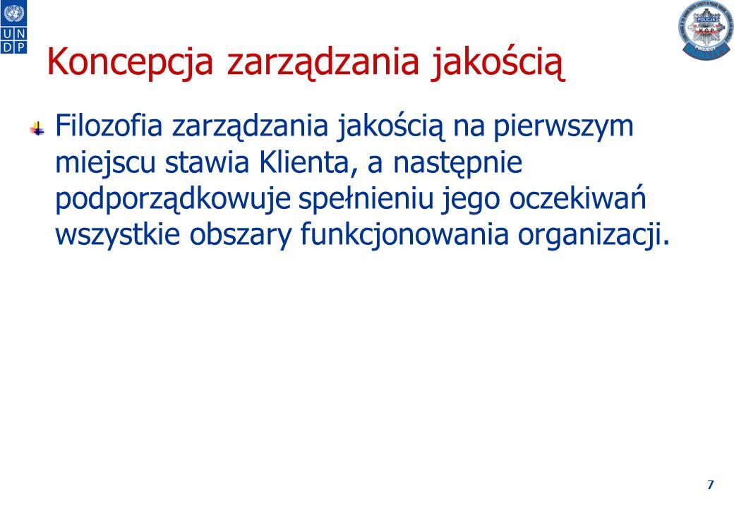 38 Hierarchia dokumentacji Informacja o: systemie zarządzania jakością zarządzaniu procesami, przedsięwzięciami, wyrobami wykonywaniu działań szczegółowym wykonywaniu czynności, tworzeniu zapisów Plany jakości, Karty procesów Plany jakości, Karty procesów Procedury Instrukcje, formularze Księga Jakości