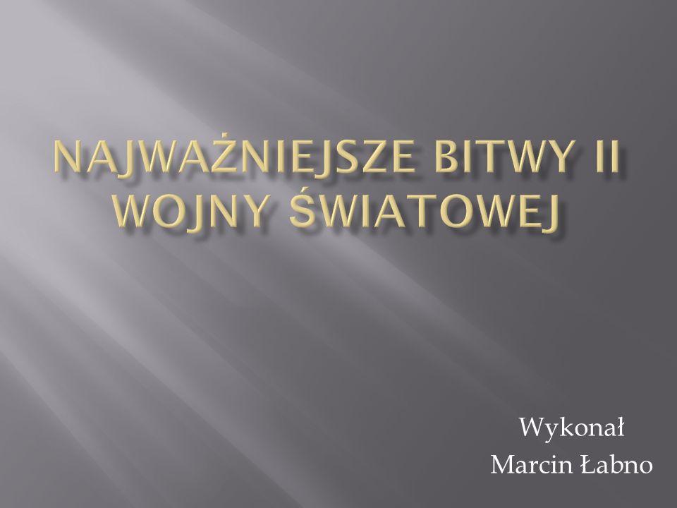 Wykonał Marcin Łabno