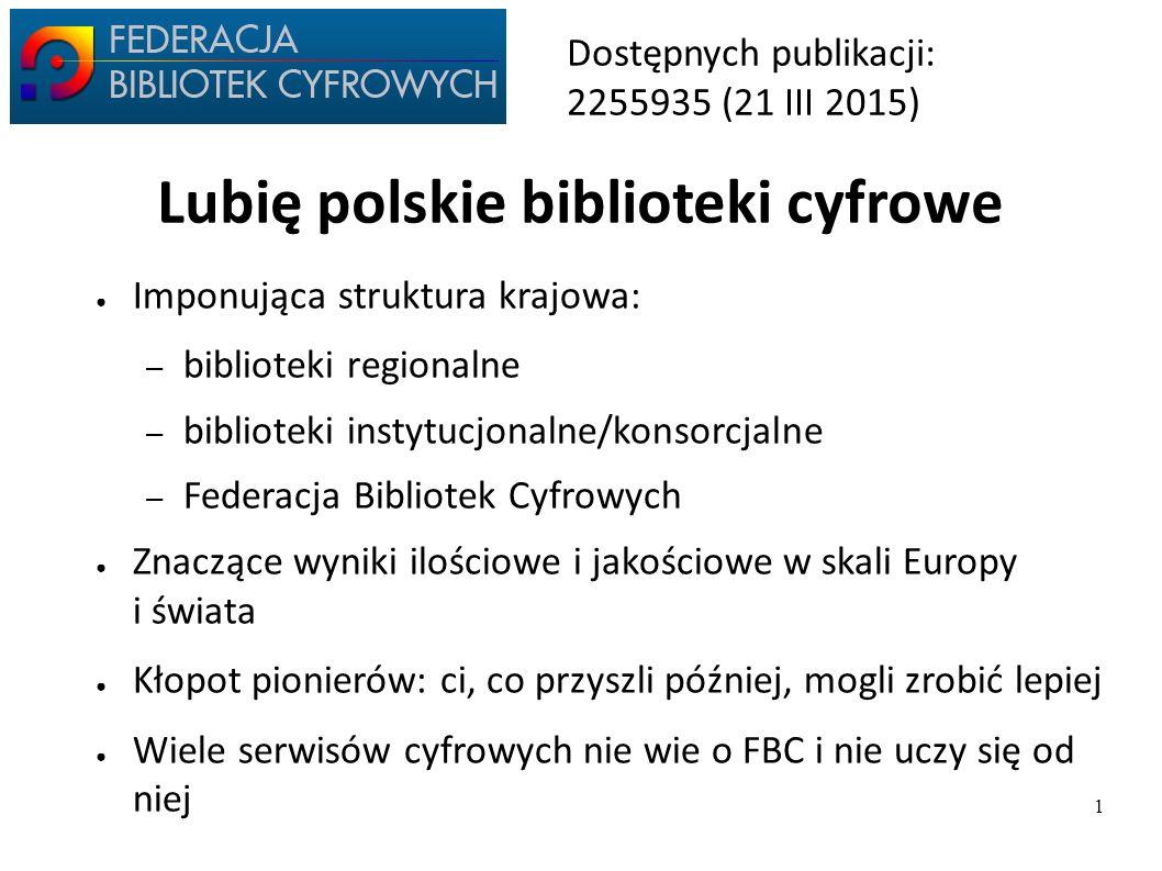 Biblioteka cyfrowa czyli co.