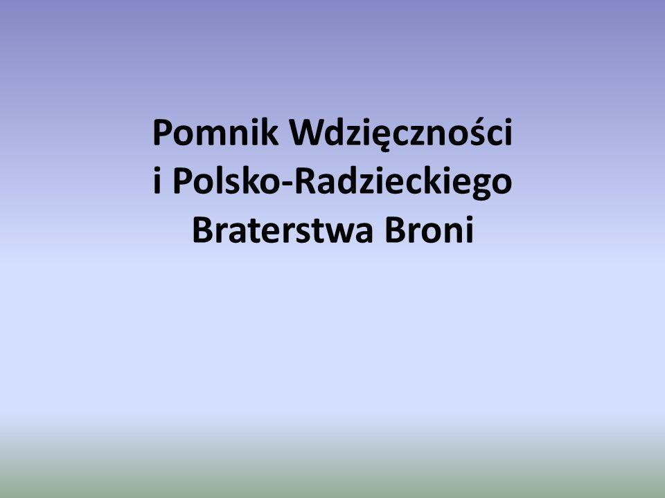 Pomnik Wdzięczności i Polsko-Radzieckiego Braterstwa Broni