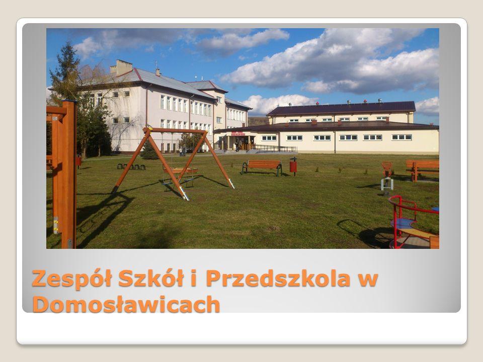 Zespół Szkół i Przedszkola w Domosławicach