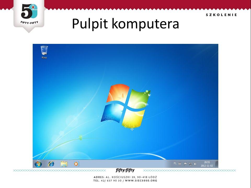 Pulpit komputera