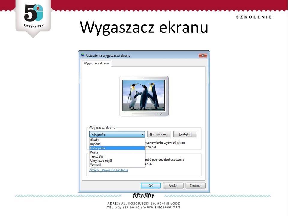 Wygaszacz ekranu