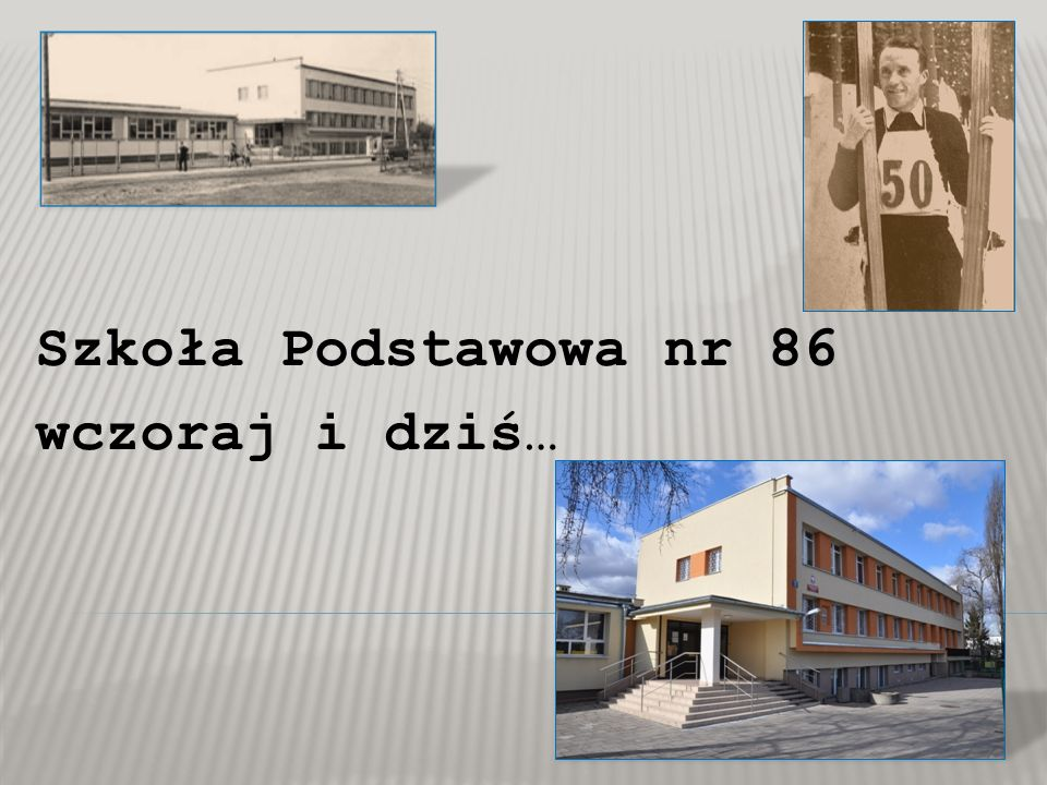 """Tysiąclatka – szkoła pomnik wybudowana w Polsce w ramach akcji """"Tysiąc szkół na Tysiąclecie Państwa Polskiego ."""