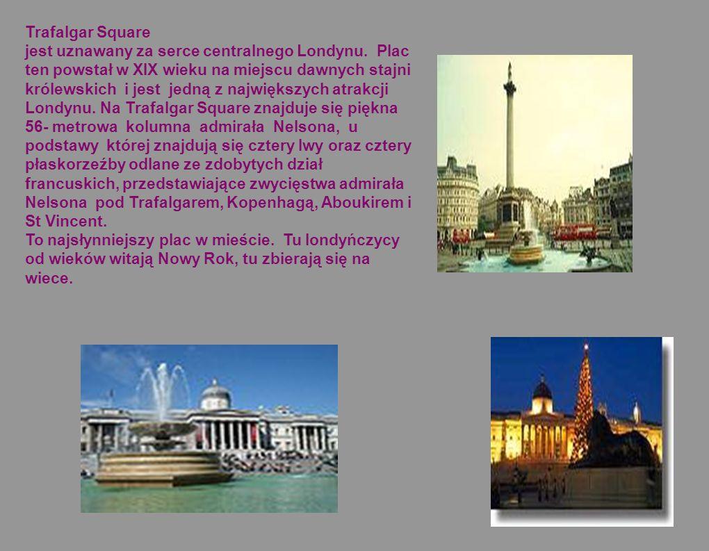 London Eye jest jednym z wielu londyńskich przedsięwzięć mających na celu uczczenie koniec XX wieku - Millenium.