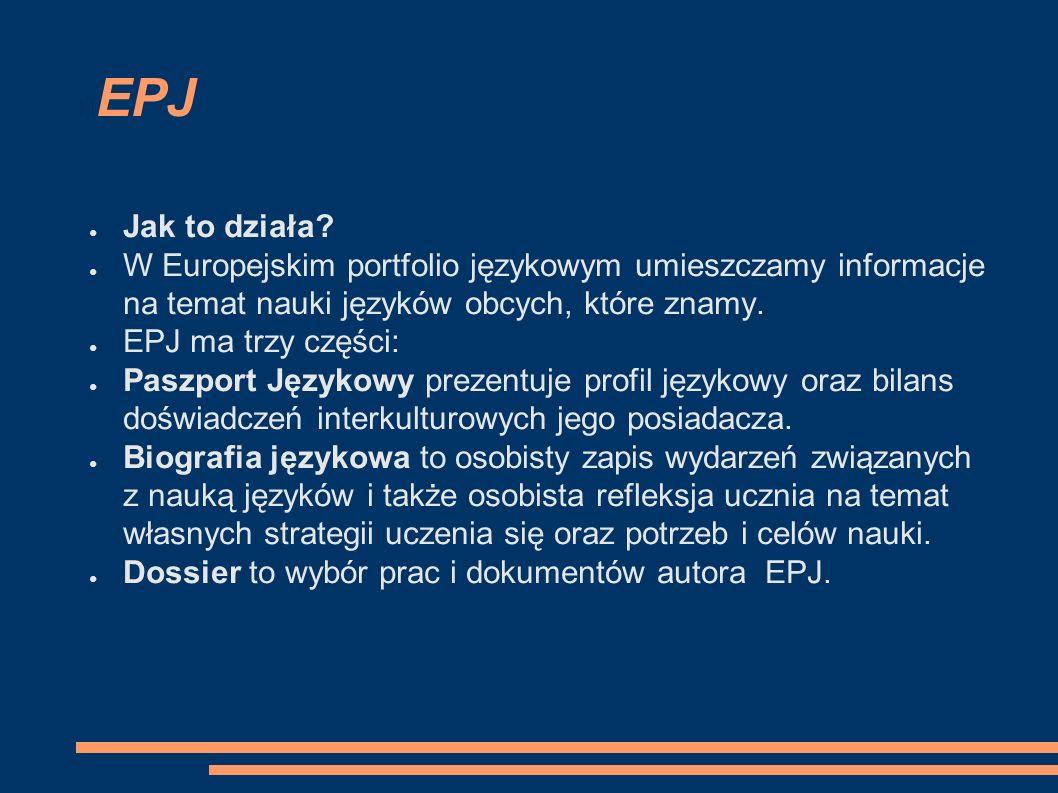 ● Dla kogo jest EPJ.