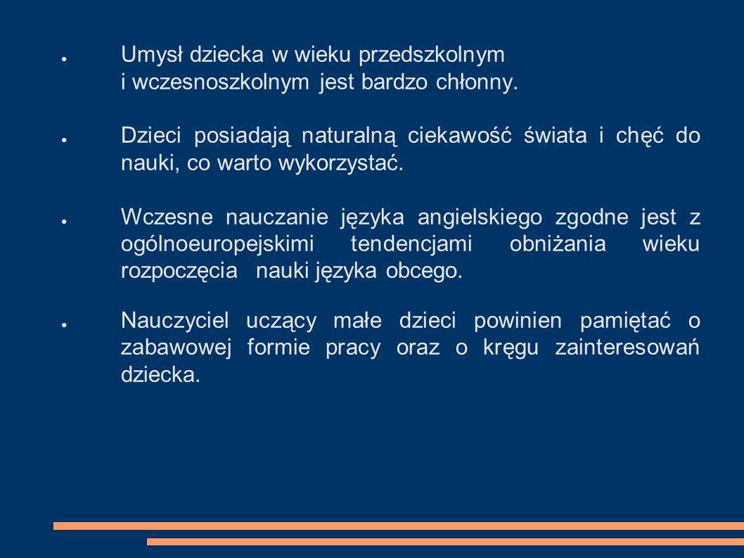 Propozycje metod konwencjonalnych do wykorzystania na zajęciach : ● gry edukacyjne: Memo, Bingo, Domino, Fiszki ● dostępne do kopiowania materiały z Internetu, ● fragmenty bajek w oryginalnej wersji językowej