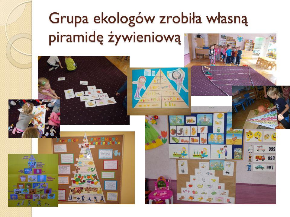 Podczas współpracy dzieci wykonywały: Zdrowe potrawy: sałatki owocowe, soki, dżemy, placki z dyni, tarty warzywne, jabłecznik, ziarniste bułeczki oraz kanapki.