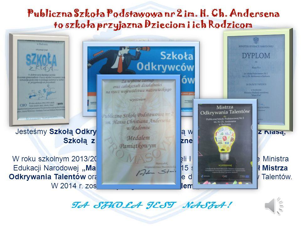 Publiczna Szkoła Podstawowa nr 2 im.H. Ch.