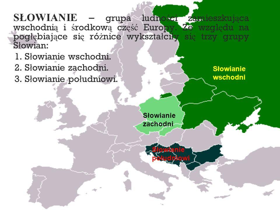 W IX oraz X wieku na ziemiach polskich żyło wiele plemion słowiańskich.