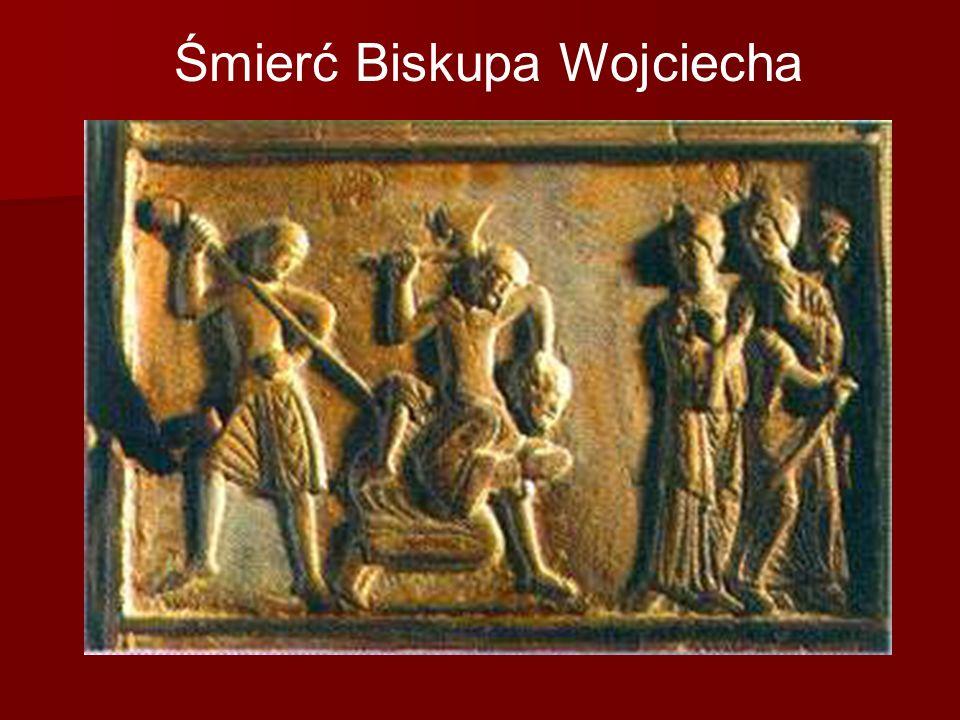 Śmierć Biskupa Wojciecha