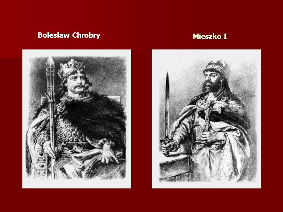 Mieszko I Bolesław Chrobry