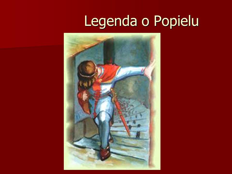 Legenda o Piaście Legenda o Piaście