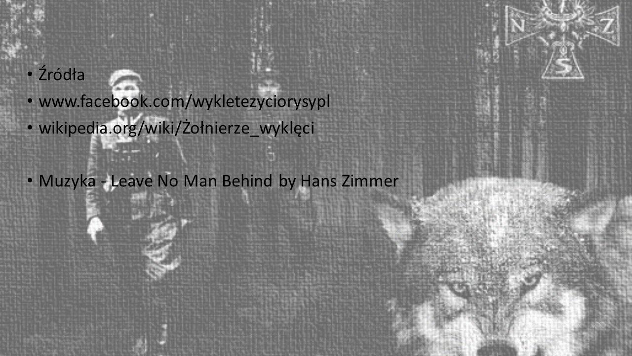 Filmy W 1995 powstał film dokumentalny Aliny Czerniakowskiej o polskim podziemiu antykomunistycznym po II wojnie światowej pt.