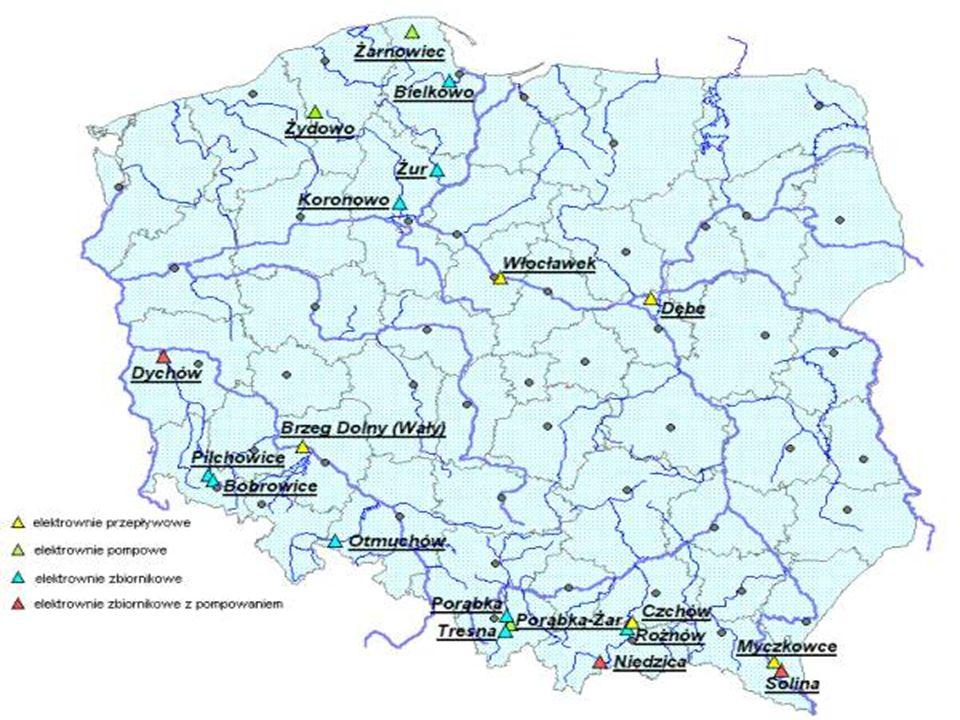 Elektrownia korzysta z wód Zbiornika Czorsztyńskiego.