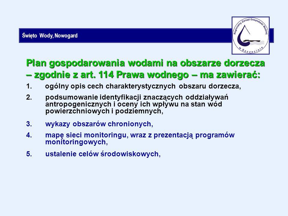 Święto Wody, Nowogard 1.