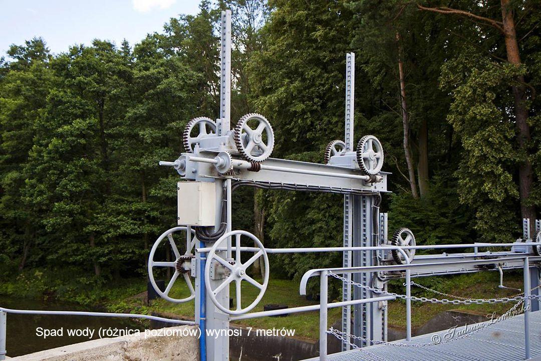 Kolnicz Kolejna inwestycja rodziny Wiechertów, młyn i elektrownia wodna na Wierzycy.