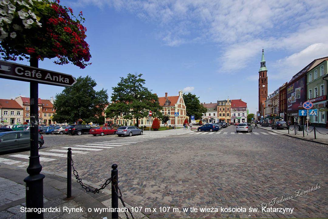 53°58′N 18°32′E Starogard Gdański Starogard Gdański- dawniej miasto królewskie, dzisiaj stolica Kociewia z ponad 800-letnią historią. Pierwsze wzmiank