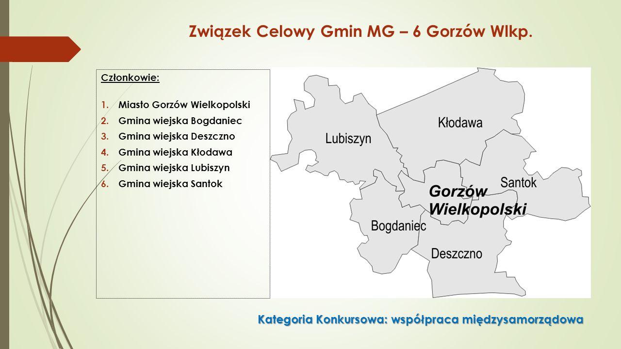 Związek Celowy Gmin MG – 6 Gorzów Wlkp.