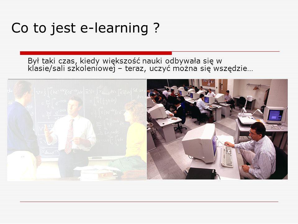Typologia e-szkoleń Podział ze względu na typ treści szkolenia:  Szkolenia twarde  Szkolenia miękkie  Szkolenia obligatoryjne  Podręczniki akademickie Podział ze względu na tryb nauczania:  Szkolenia asynchroniczne  Szkolenia synchroniczne Podział ze względu na dostępność szkoleń:  Szkolenia gotowe  Szkolenia dedykowane