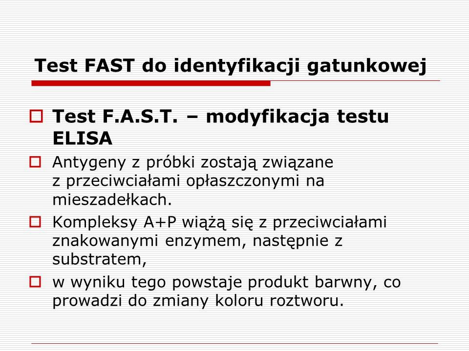  Test F.A.S.T.