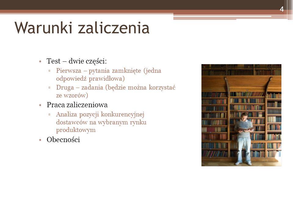 Wizerunek marki – przykład 4 45 Źródło: A.Wyszkowska, M.