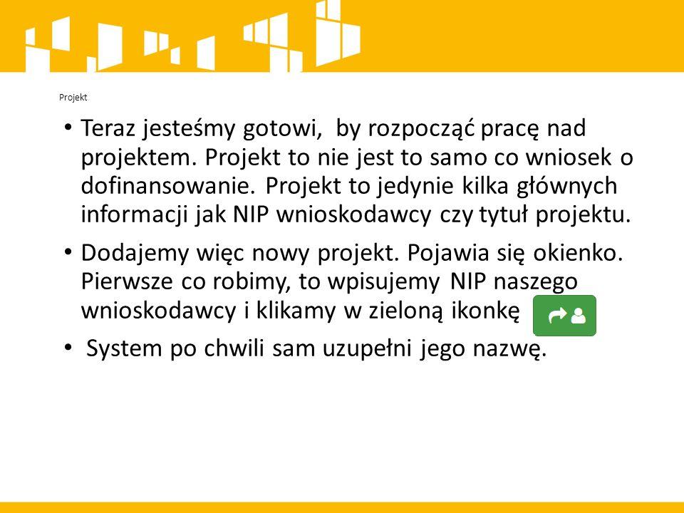 Teraz jesteśmy gotowi, by rozpocząć pracę nad projektem.