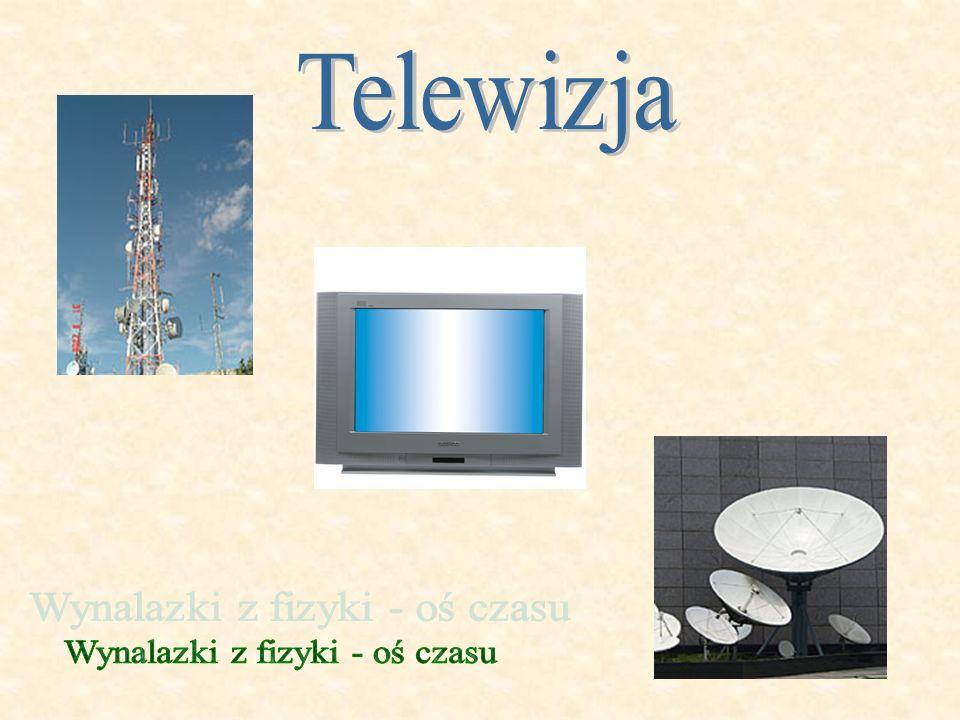 1963r.- Telefunken opracowuje system PAL, obecnie powszechnie stosowany w Europie.