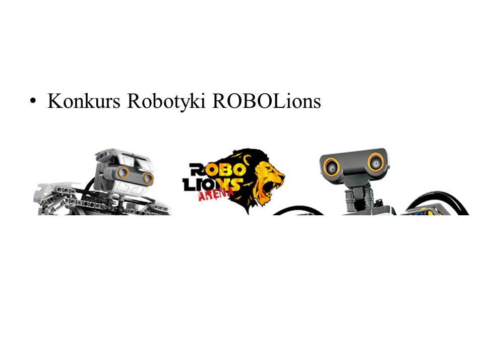 Konkurs Robotyki ROBOLions