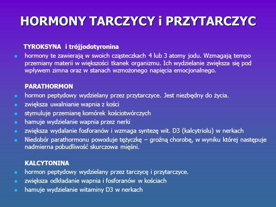 Grasica Grasica wydziela hormon - tymozynę.Grasica wydziela hormon - tymozynę.