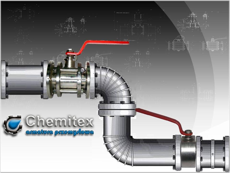 Producent armatury przemysłowej Z.M. Chemitex Sp.