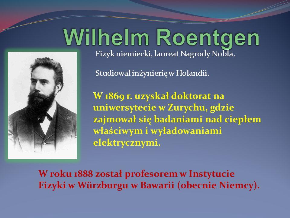 Urodził się 27 marca 1845 w Lennep (obecnie część Remscheid), zmarł 10 lutego 1923 w Monachium)1845