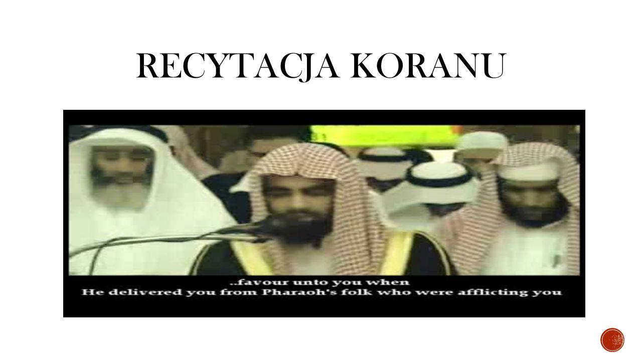 RECYTACJA KORANU