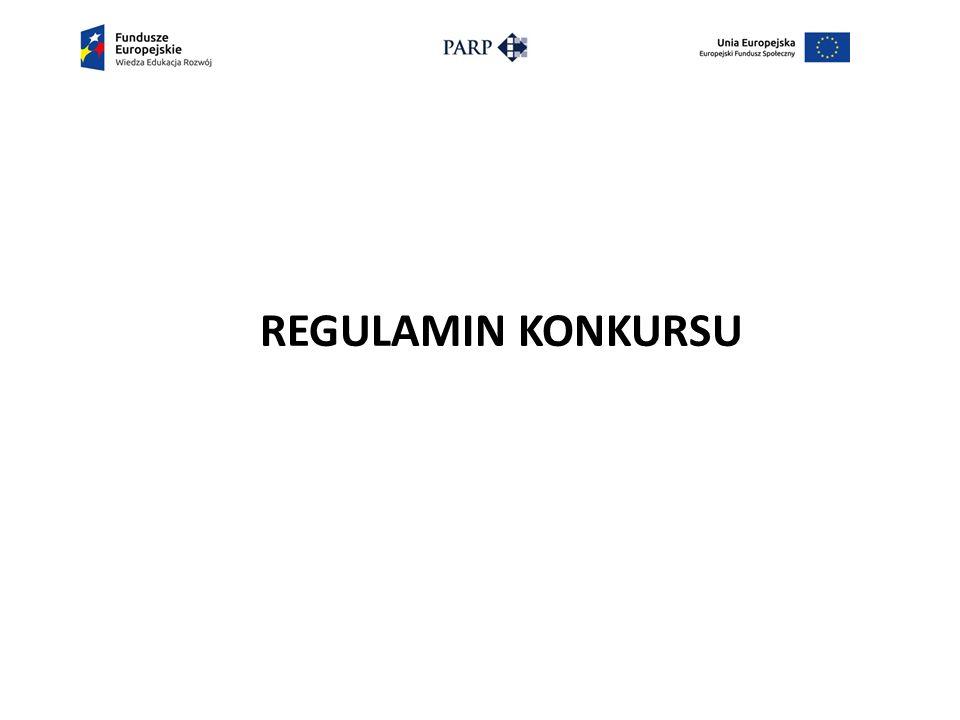 REGULAMIN KONKURSU