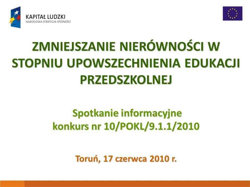 Dziękuję za uwagę 22 Anna Łuczak Biuro Wyboru Projektów EFS Wydział Zarządzania Europejskim Funduszem Społecznym