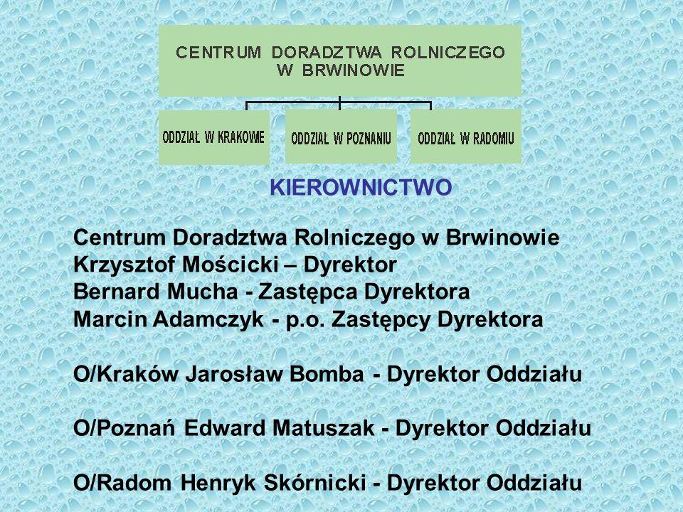 Struktura i zadania Centrali w Brwinowie