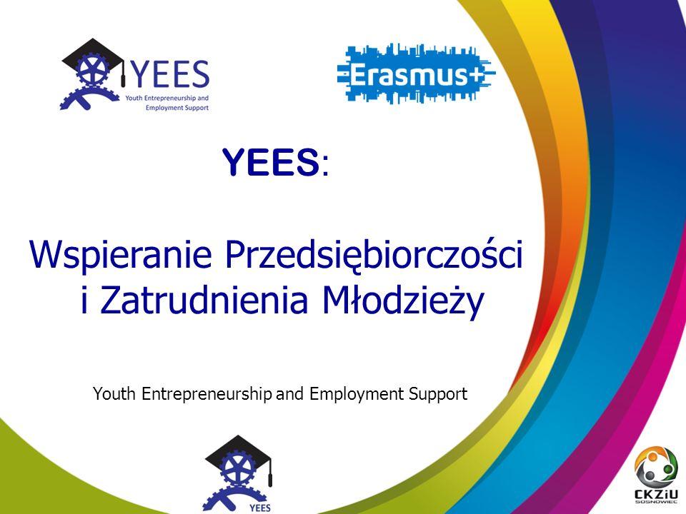 Youth Entrepreneurship and Employment Support YEES : Wspieranie Przedsiębiorczości i Zatrudnienia Młodzieży