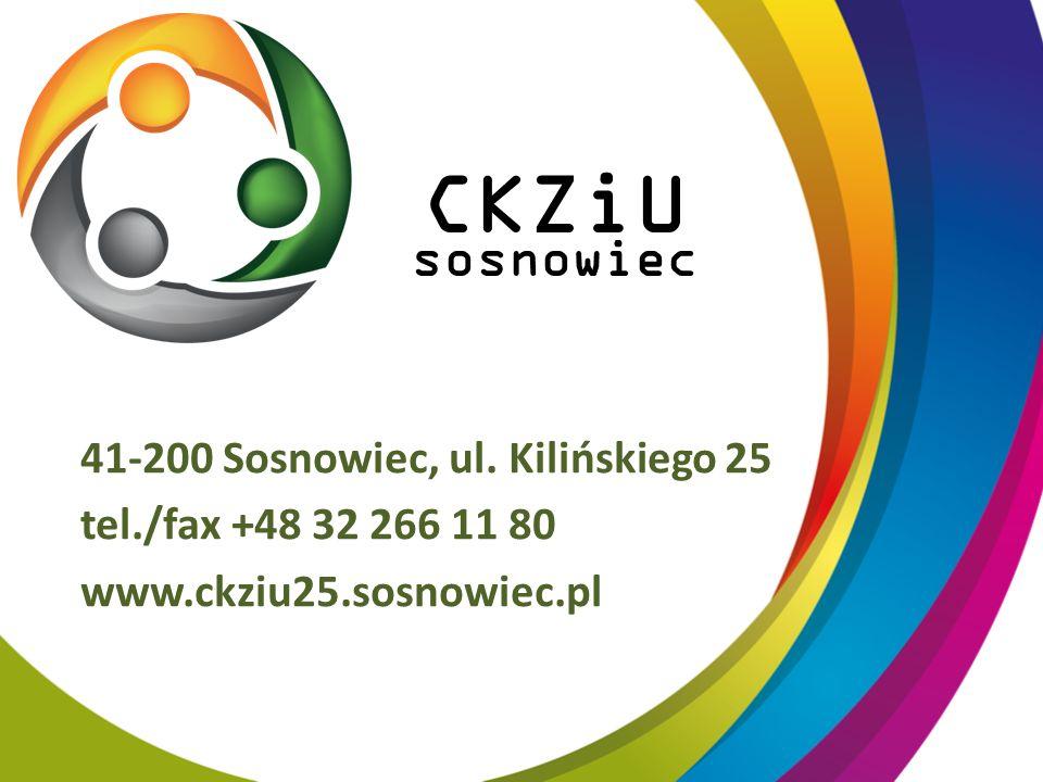 CKZiU sosnowiec 41-200 Sosnowiec, ul.