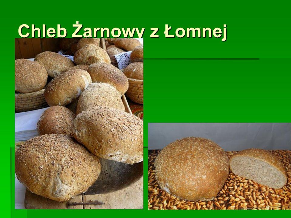 Chleb Żarnowy z Łomnej