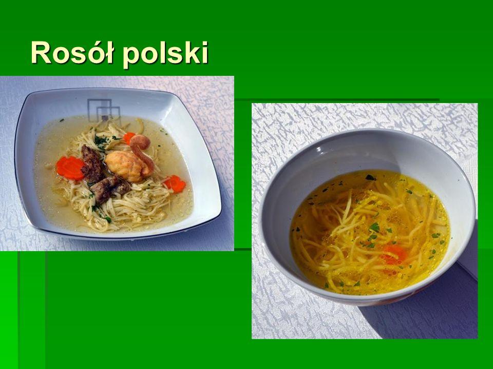 Rosół polski