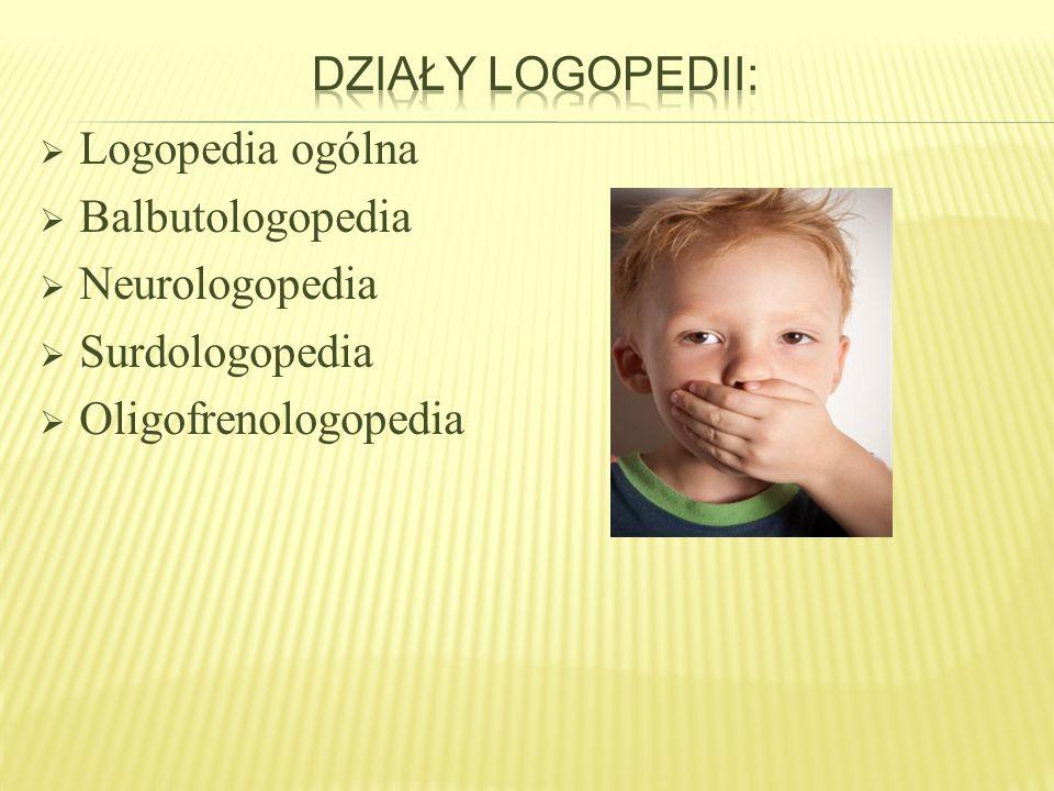  - przyczyną jest niedosłuch, który powoduje ograniczony odbiór bodźców słuchowych  - utrudniona artykulacja wskutek ograniczonego słyszenia dźwięków mowy i przez to ich właściwego różnicowania zarówno w wypowiedziach otoczenia, jak i własnych.