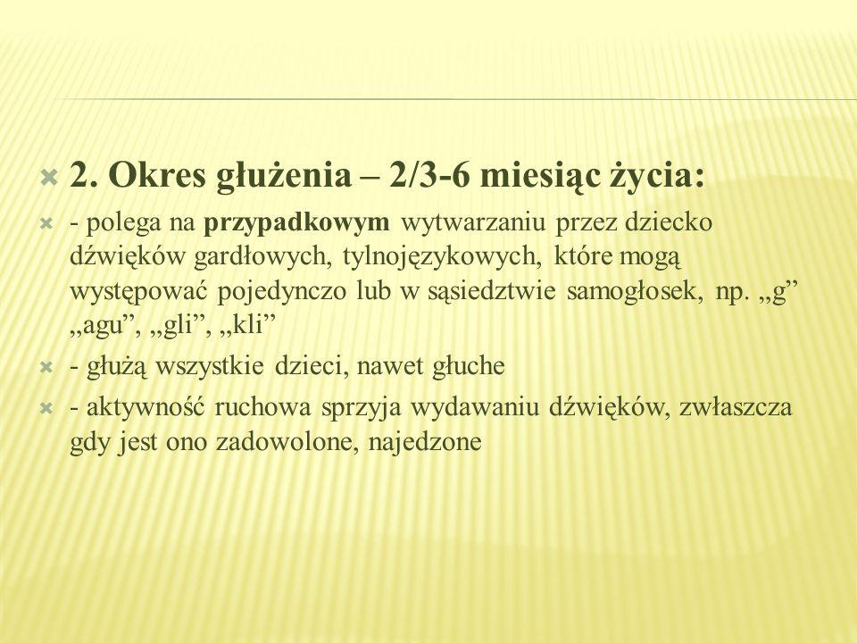  - dziecko prawidłowo wymawia głoski charakterystyczne dla wymowy dziecka 3-i 4-letniego,  - dziecko wymawia głoski przedniojęzykowo- dziąsłowe [sz, ż, cz, dż],  - głoska [r] może być jeszcze zastępowana przez [l] lub [lr] (stopniowo można przygotowywać narządy artykulacyjne do wymowy głoski /r/)