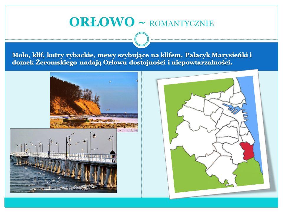 Polski port wojenny z bazą logistyczną Marynarki Wojennej, dowódctwem 3 Flotylii Okrętów oraz jej dywizjony i grupy okrętów.