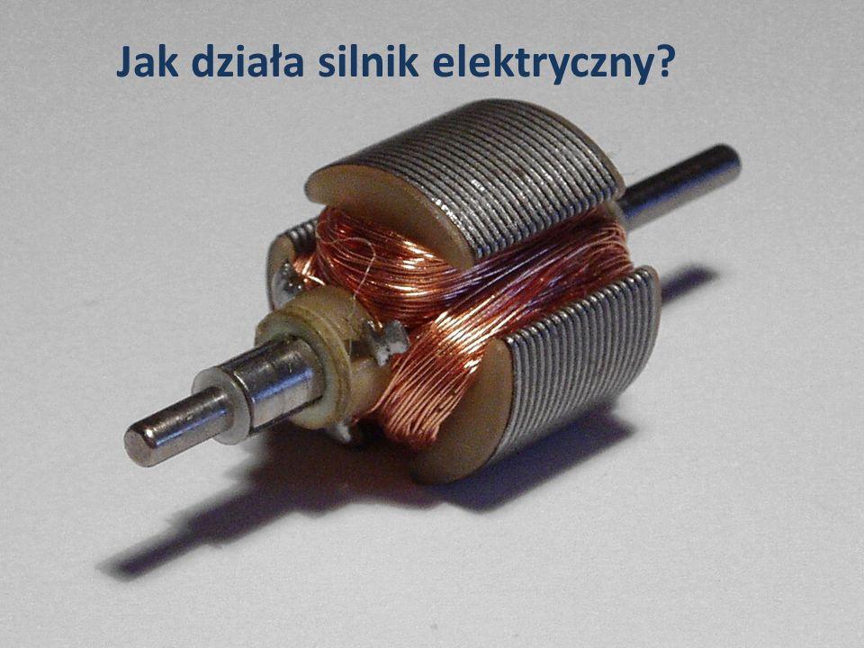Jak działa silnik elektryczny?