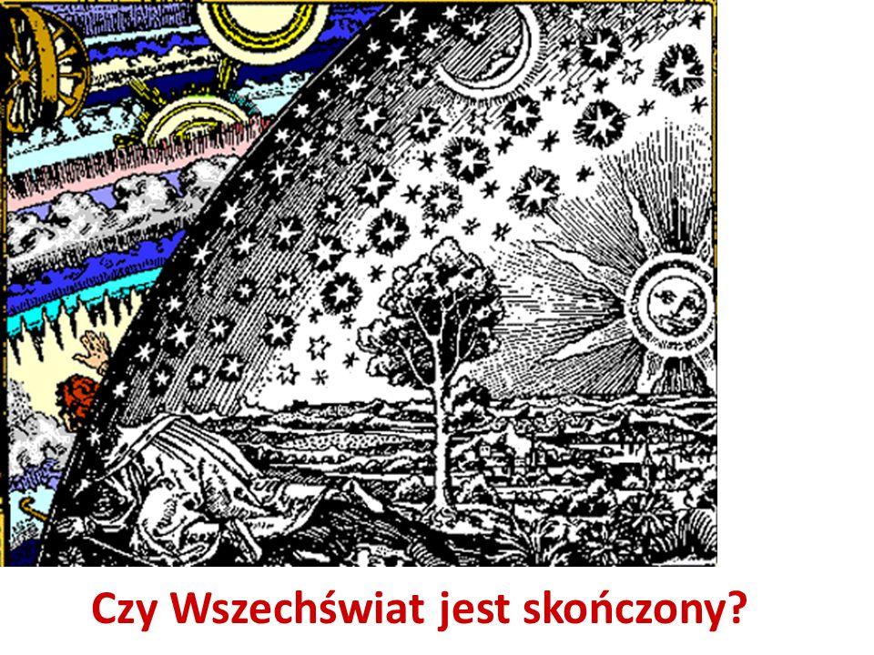 Czy Wszechświat jest skończony?