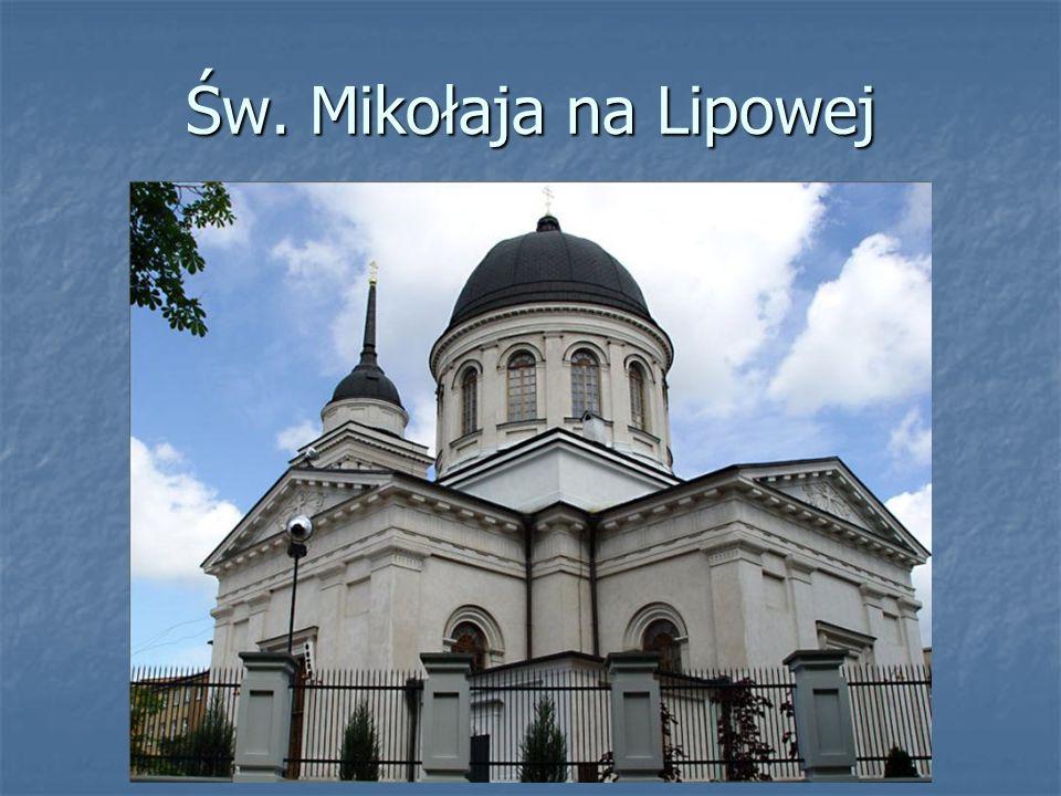 Św. Mikołaja na Lipowej