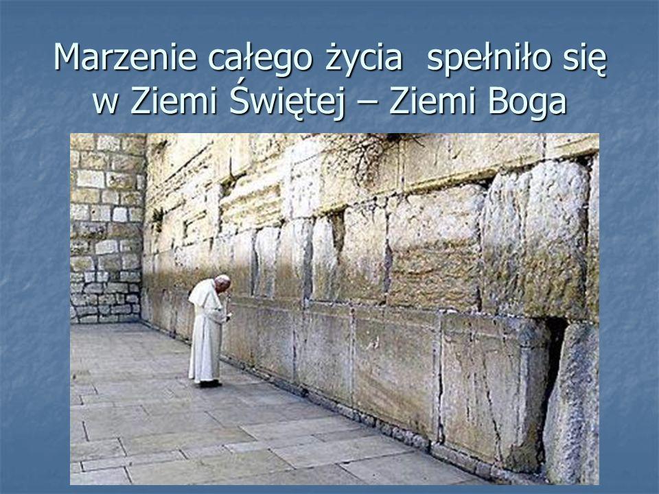 Najstarszą formą modlitwy zaskoczył samych Żydów