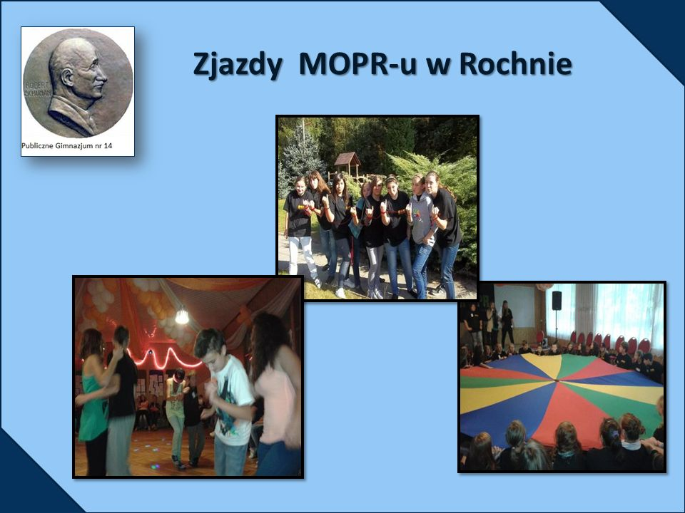 Zjazdy MOPR-u w Rochnie