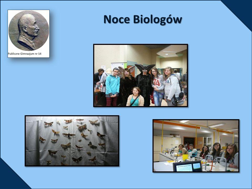 Noce Biologów