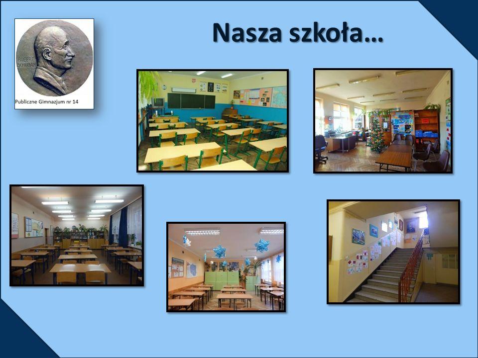 Nasza szkoła…